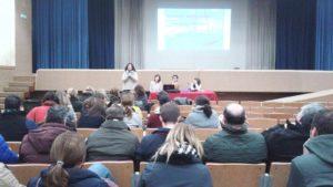 9 de enero 2018. Salón de actos de Colegios BVM Irlandesas-Bami ( Sevilla)